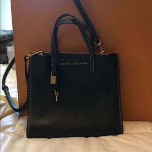 MARC JACOBS MINI TOTE CROSSBODY